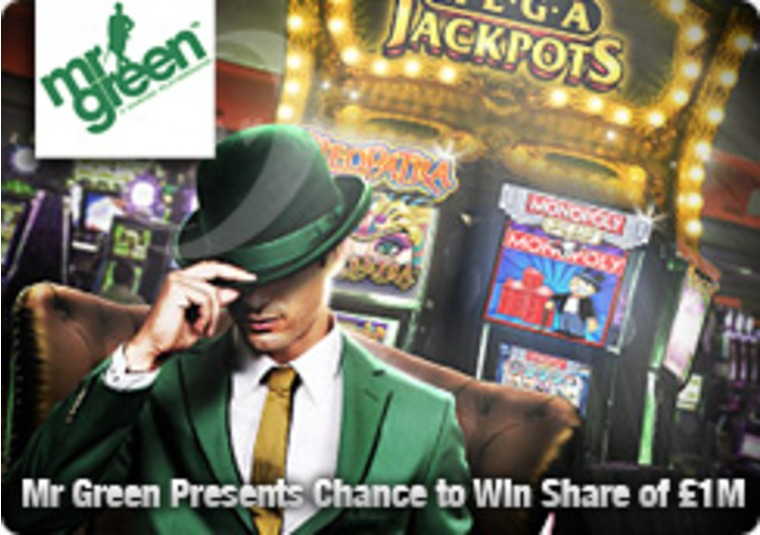 Mr Green Presents Chance to Win Share of £1M