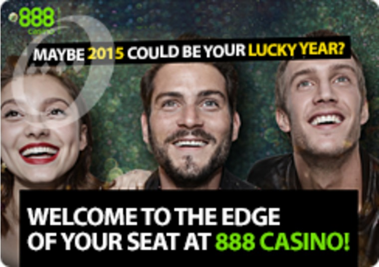 Welcome to the Edge of Your Seat at 888 Casino