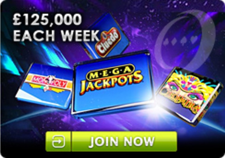 Grab a Share of the Mega Jackpot Winnings at the Gala Casino
