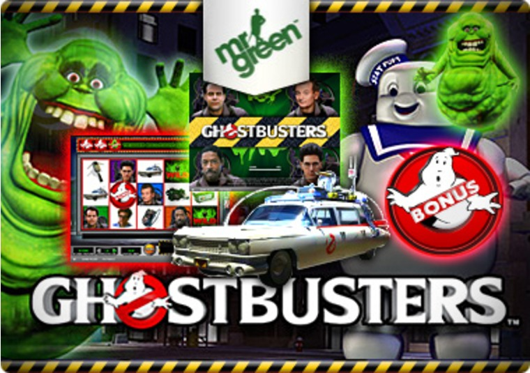 New Ghostbusters Online Game Released by IGT