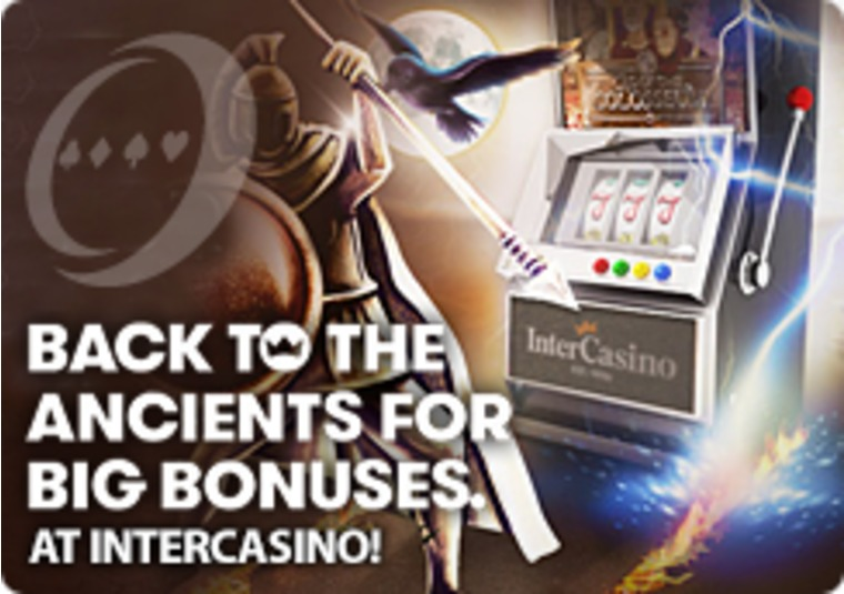 Back to the Ancients at InterCasino