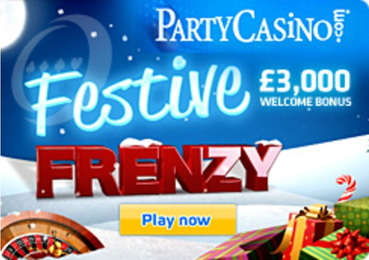 Festive Frenzy at the Party Casino