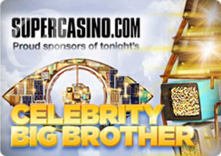 Super Casino Sponsors Celebrity Big Brother