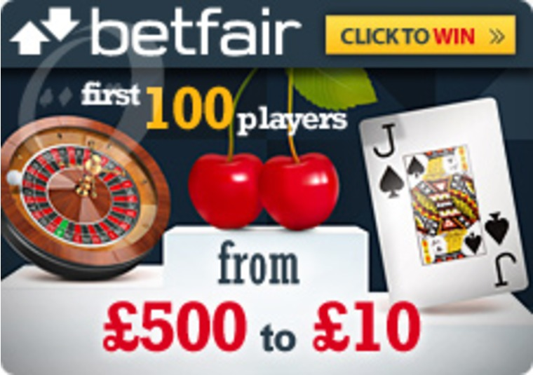New Player Leader Board Installed at the Betfair Casino