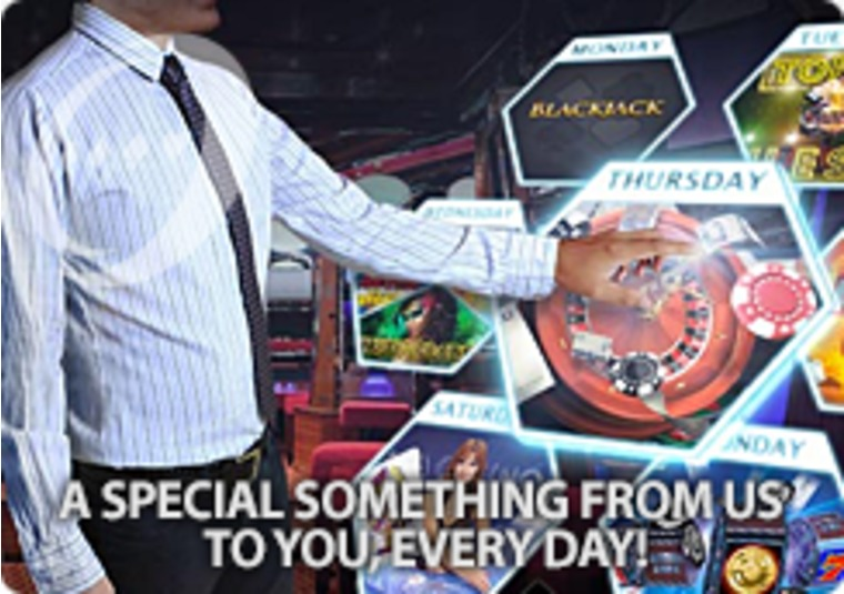 Get a Special Bonus Every Day From Gala Casino