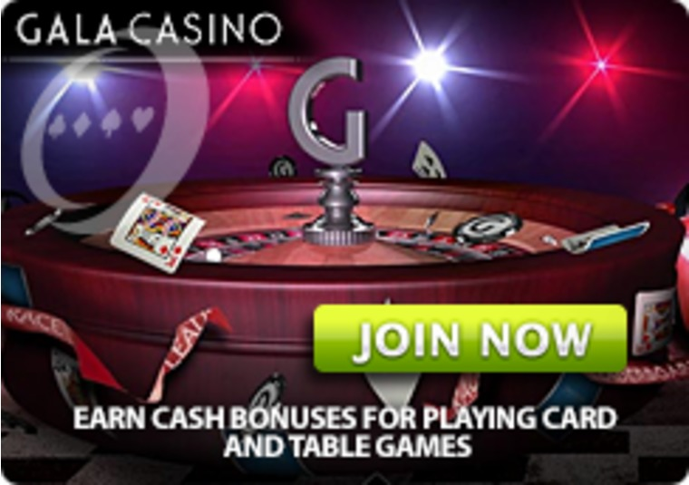 Earn Cash Bonuses for Playing Card and Table Games