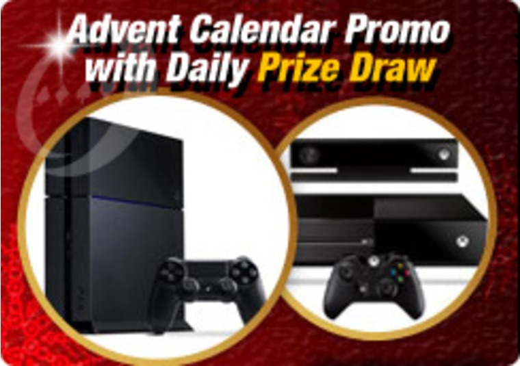 Super Casino Offers an Advent Calendar Promo with Daily Prize Draw