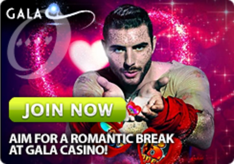 Aim for a Romantic Break at Gala Casino