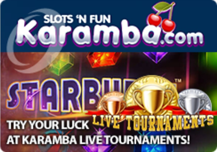 Try Your Luck at Karamba Live Tournaments