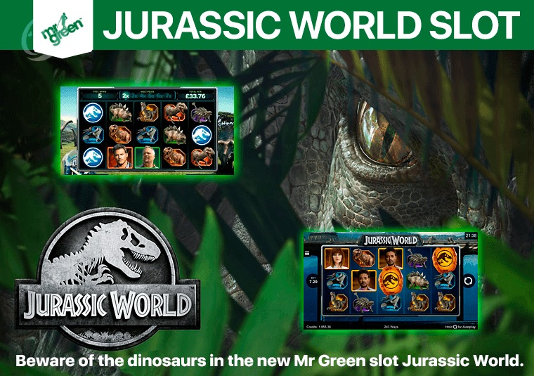 Jurassic World Slots - Find Out Where to Play Online